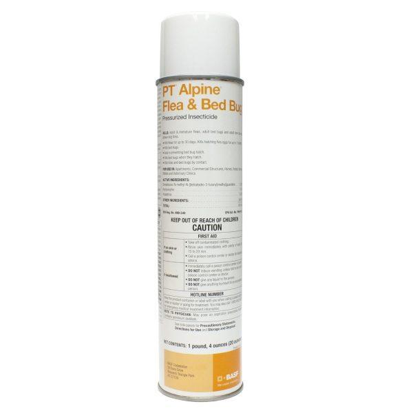 Alpine flea and bed bug spray