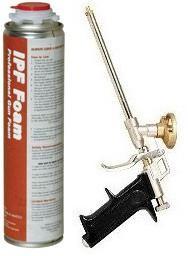 IPF Foam and Foam-Gun