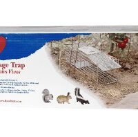 Havahart live animal trap