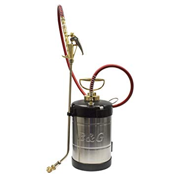 b&g sprayer 18 inch wand