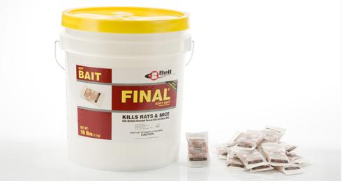 FINAL SOFT BAIT