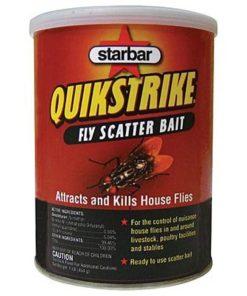 Quikstrike fly scatter bait