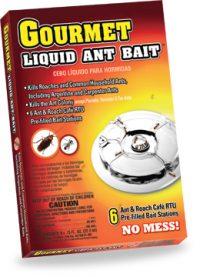 Gourmet Liquid Ant Bait Stations