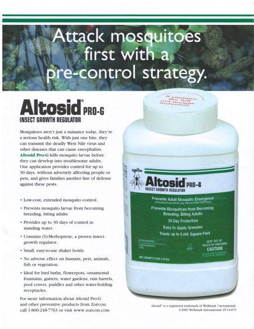 Altosid Pro-G IGR