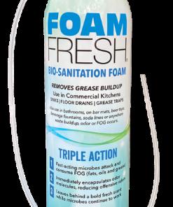 Foam Fresh 18oz