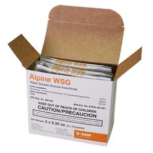 Alpine WSG Sachet