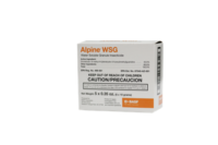 alpine wsg sachets