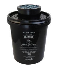 Buzzkill fly trap